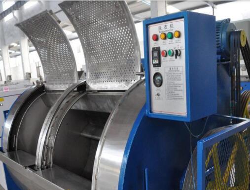 服裝機械之水洗機溫控配方功能